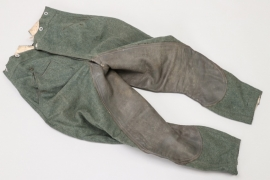 Lt. Grimm - issued field breeches