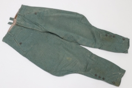 Lt. Grimm - Heer officer's breeches