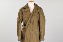 Heer M43 tropical motorcyclist's coat