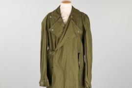 Heer M42 tropical motorcyclist's coat