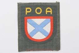 """Heer """"ROA"""" volunteer's sleeve badge"""