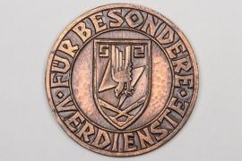 Scheinwerfer-Regiment 2 special achievement plaque