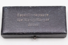 Case for Squadron Clasp for Kampfflieger in silver