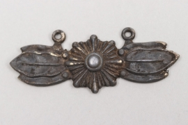 Star hanger for Squadron Clasp in gold