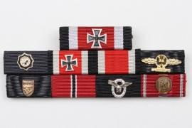 Olt. Südel - 1957 ribbon bar