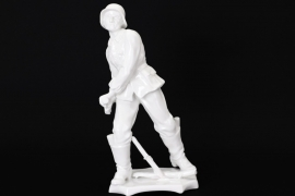 "Wehrmacht ""Handgranatenwerfer"" porcelain figure  - ENS"