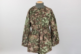 Waffen-SS M42 reversible camo smock (blurred edge)