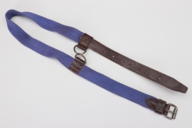 Kriegsmarine officer's dagger / sword belt