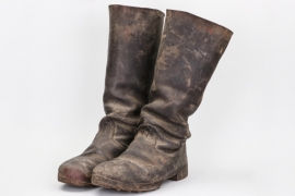 Wehmacht EM/NCO field boots