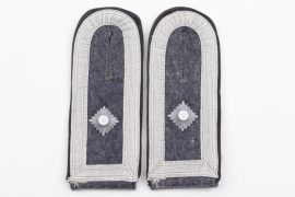 Luftwaffe RLM shoulder boards - Feldwebel