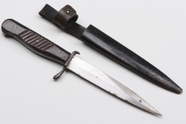 WWI trench knife