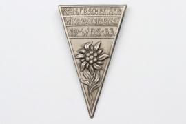 """1933 """"Kaiserschützen Wels"""" tinnie"""