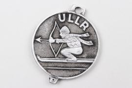 1944 Luftg.Kdo.XVII ski championships plaque