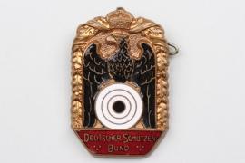 Third Reich enamel shooting badge