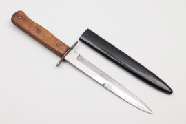 Wehrmacht trench knife