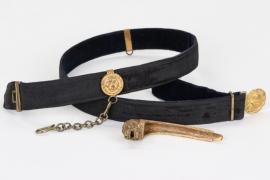 Marine-Chefingenieur - Kaiserliche Marine belt & buckle