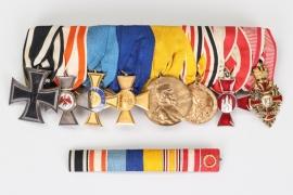 Marine-Chefingenieur - 8 place medal bar