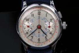 40s Steel Chronograph