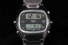 Heuer - Digital Chronosplit wristwatch from the 70s