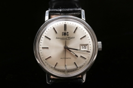 IWC - 70s stainless steel watch