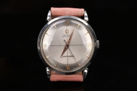 Omega - Seamaster automatic men's wristwatch.