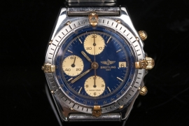 Breitling - 80s Chronograph with roller bracelet