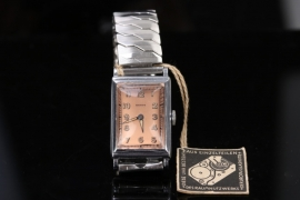 1940s wristwatch for men by Wempe
