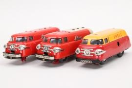 Schuco - Modell Nr.3114 - 3046 - 3117 Varianto Elektro