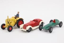 Märklin - Konvolut Fahrzeuge
