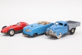 """Schuco - 3 +  """"Varianto"""" und Micro-Racer"""""""