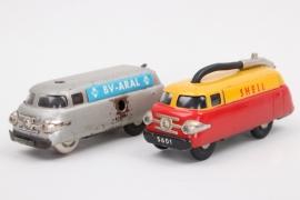 """Schuco - """"Varianto 3046"""" und """"Radiant-Service 5601"""""""
