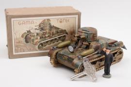 "Gama - ""Feuertank"" in Originalkarton"