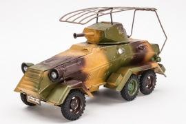 "Lineol - Modell Nr. WH -6829 ""Panzerspähwagen"" Wehrmacht"