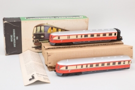 VEB Eisenbahn-Modellbau - Modell Nr.EM14 Schnelltriebwagen