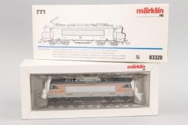 "Märklin - Modell Nr.83320 ""Elektrische Tunnellokomotive SNCF"" Spur H0"