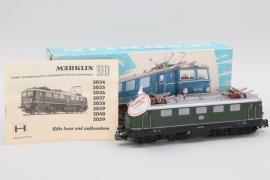 """Märklin - Modell Nr.3037 """"Elektrische Lokomotive E 41/141"""""""