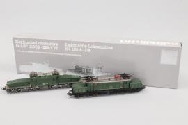 """Märklin - Modell Nr.3300 """"Jubiläums-Packung Krokodile"""""""