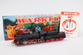 Märklin - Modell Nr.3098 Dampflokomotive mit Wassertender