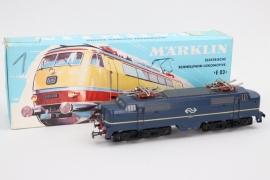 Märklin - Modell Nr.3051 Elektrische Lokomotive Spur H0