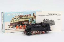 Märklin - Modell Nr.3031 Tenderlokomotive BR 81 Spur H 0