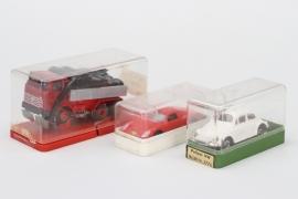 Faller - 3 Autos für die Rennbahn