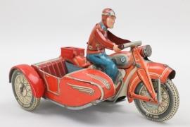 Tipp & Co. - Modell Nr.587 Motorrad mit Beiwagen