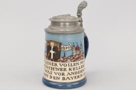 """Villeroy & Boch - Modell Nr.2002 Bierkrug """"Münchner Kindl"""""""