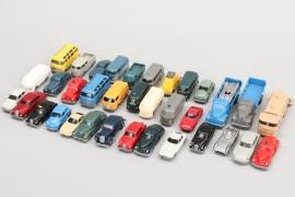 Wiking - Großes Konvolut Autos