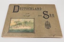 """Picture collection """"Deutschland zur See"""""""