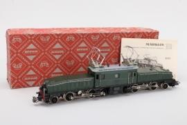 """Märklin - Modell Nr.3015 """"Krokodil"""" Lokomotive Spur H0"""