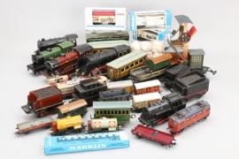 Märklin - Bing - Konvolut Eisenbahn