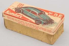 Originalkarton zum KDF Wagen