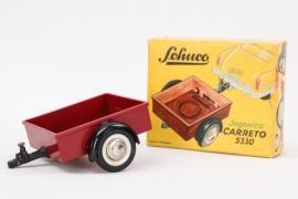 "Schuco - Modell Nr.5330 Ingenico ""Carreto"" Anhänger"