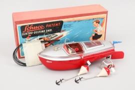 "Schuco - Modell Nr.5411 ""Elektro Delfino"" Boot"